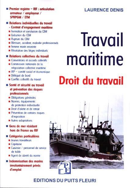 Travail maritime : droit du travail