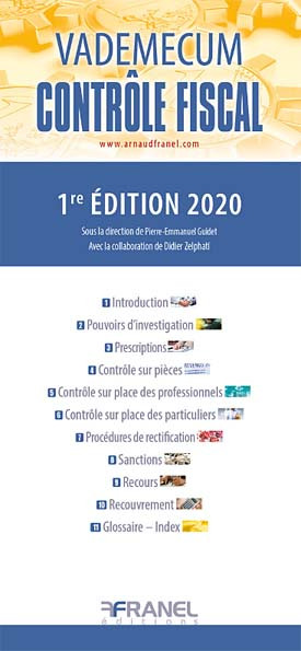 Vademecum du contrôle fiscal 2020