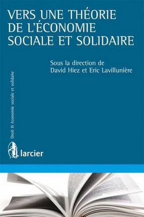 Vers une th orie de l 39 conomie sociale et solidaire d - Chambre de l economie sociale et solidaire ...
