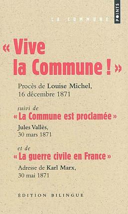 """""""Vive la Commune !"""" : procès de Louise Michel, 16 décembre 1871"""