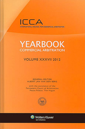 Yearbook Commercial Arbitration 2012