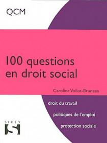 100 questions en droit social (mini format)