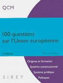 100 questions sur l'Union européenne (mini format)