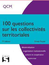 100 questions sur les collectivités territoriales (mini format)