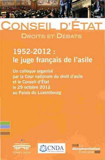 1952-2012 : le juge français de l'asile