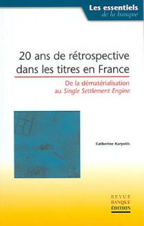 20 ans de rétrospective dans les titres en France