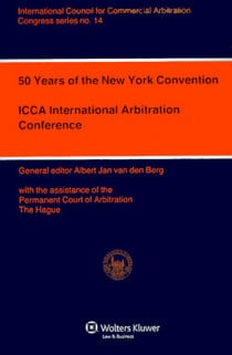 50 Years of the New York Convention - ICCA International Arbitration Conference N°14