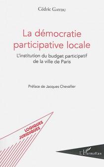La démocratie participative locale