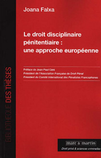 Le droit disciplinaire pénitentiaire : une approche européenne