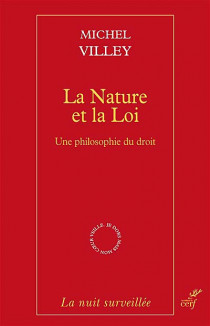 La nature et la loi