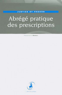 Abrégé pratique des prescriptions