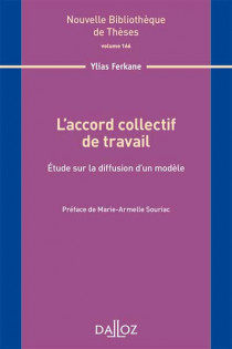 L'accord collectif de travail
