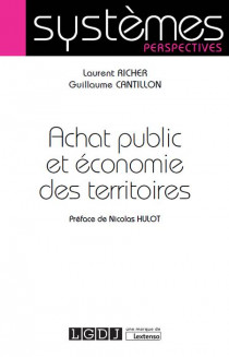 [EBOOK] Achat public et économie des territoires