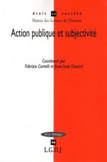 Action publique et subjectivité