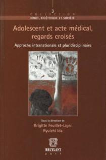 Adolescent et acte médical, regards croisés