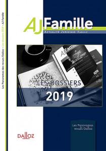AJ famille - Les dossiers 2019