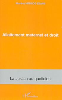 Allaitement maternel et droit