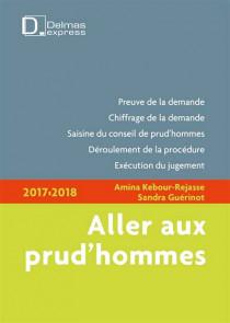 Aller aux prud'hommes 2017-2018