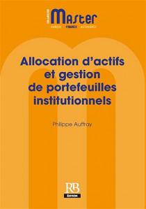 Allocation d'actifs et gestion de portefeuilles institutionnels