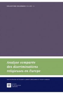 Analyse comparée des discriminations religieuses en Europe