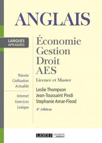 Anglais : Economie, gestion, droit, AES