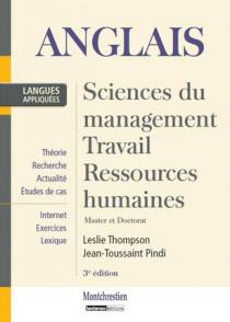 Anglais : sciences du management, travail, ressources humaines