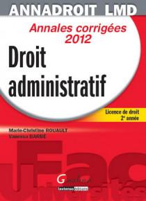AnnaDroit LMD - Droit administratif 2012