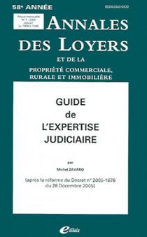 Annales des loyers, 58e année, juillet 2006 N°7