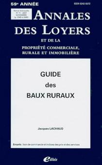 Annales des loyers, 59e année, novembre 2007 N°11