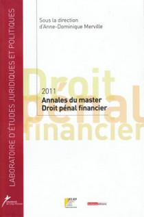 Annales du master droit pénal financier 2011