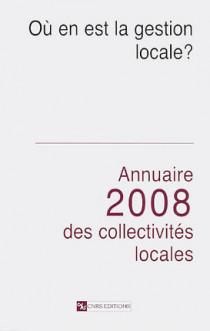 Annuaire 2008 des collectivités locales