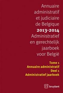 Annuaire administratif et judiciaire de Belgique 2013-2014