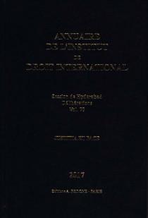 Annuaire de l'Institut de droit international