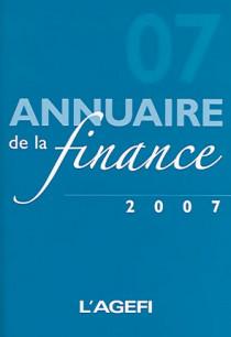Annuaire de la finance 2007