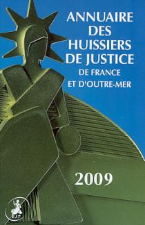 Annuaire des huissiers de justice 2009