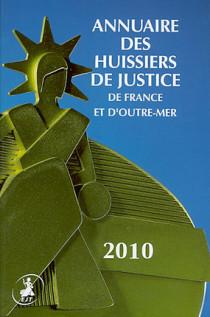 Annuaire des huissiers de justice 2010