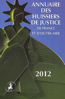 Annuaire des huissiers de justice 2012
