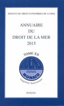Annuaire du droit de la mer 2015