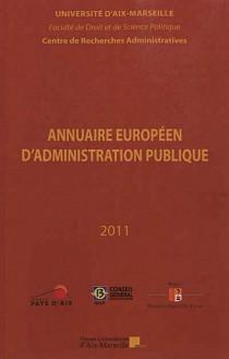 Annuaire européen d'administration publique 2011