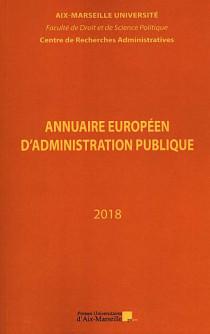 Annuaire européen d'administration publique 2018