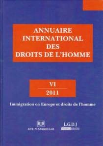 Annuaire international des droits de l'Homme - 2011