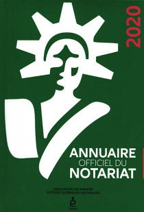 Annuaire officiel du notariat 2020