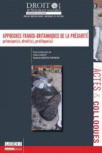 Approches franco-britanniques de la précarité