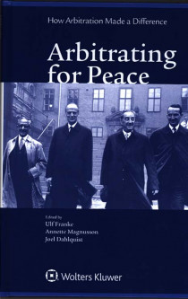 Arbitrating for Peace
