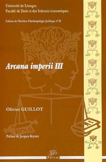 Arcana imperii III