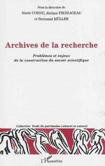 Archives de la recherche