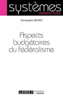 Aspects budgétaires du fédéralisme