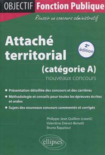 Attaché territorial (catégorie A)