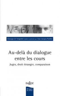 Au-delà du dialogue entre les cours