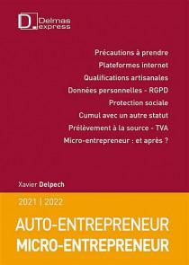 Auto-entrepreneur, micro-entrepreneur 2021-2022